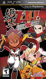 Z.H.P.: Unlosing Ranger vs. Darkdeath Evilman (PlayStation Portable)