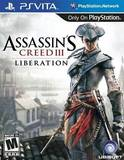 Assassin's Creed III: Liberation (PlayStation Vita)