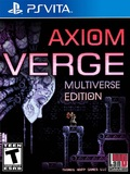 Axiom Verge -- Multiverse Edition (PlayStation Vita)