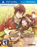 Code: Realize Future Blessings (PlayStation Vita)