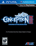 Conception II: Children of the Seven Stars (PlayStation Vita)