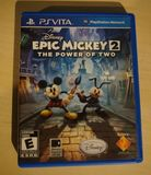 Disney Epic Mickey 2: The Power of Two (PlayStation Vita)