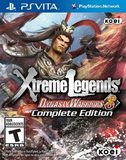 Dynasty Warriors 8: Xtreme Legends -- Complete Edition (PlayStation Vita)
