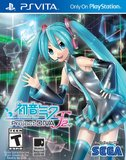 Hatsune Miku: Project Diva F 2nd (PlayStation Vita)