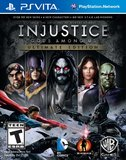 Injustice: Gods Among Us -- Ultimate Edition (PlayStation Vita)