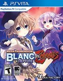 MegaTagmension Blanc + Neptune VS Zombies (PlayStation Vita)