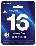 Memory Card -- 16GB (PlayStation Vita)