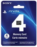 Memory Card -- 4GB (PlayStation Vita)