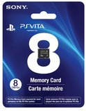 Memory Card -- 8GB (PlayStation Vita)