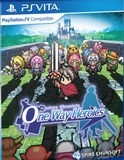 Mystery Chronicle: One Way Heroics (PlayStation Vita)