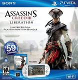 PlayStation Vita -- Assassin's Creed III: Liberation Bundle (PlayStation Vita)