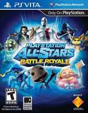 Playstation All-Stars: Battle Royale (PlayStation Vita)