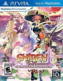 Shiren the Wanderer: The Tower of Fortune and the Dice of Fate (PlayStation Vita)