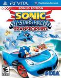 Sonic & All-Stars Racing: Transformed (PlayStation Vita)