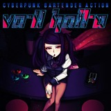 VA-11 Hall-A: Cyberpunk Bartender Action (PlayStation Vita)