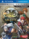 Ys: Memories of Celceta -- Premium Edition (PlayStation Vita)
