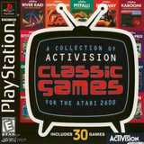 Activision Classic Games (PlayStation)