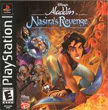 Aladdin in Nasira's Revenge (PlayStation)