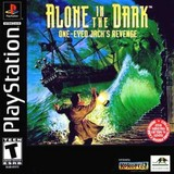 Alone in the Dark: One-Eyed Jack's Revenge (PlayStation)