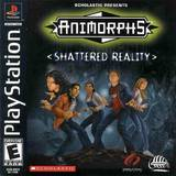 Animorphs: Shattered Reality (PlayStation)
