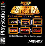 Arcade's Greatest Hits: The Atari Collection 1 (PlayStation)