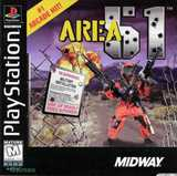 Area 51 (PlayStation)
