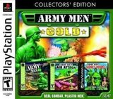 Army Men: Gold -- Collector's Edition (PlayStation)