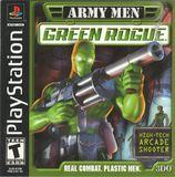 Army Men: Green Rogue (PlayStation)