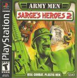 Army Men: Sarge's Heroes 2 (PlayStation)