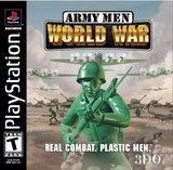 Army Men: World War (PlayStation)