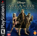 Atlantis: The Lost Empire (PlayStation)