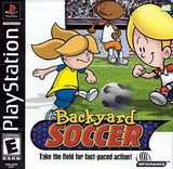 Backyard Soccer (PlayStation)