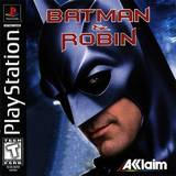 Batman & Robin (PlayStation)