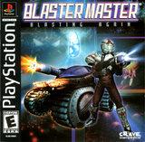 Blaster Master: Blasting Again (PlayStation)
