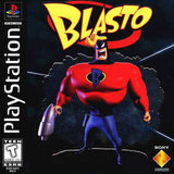 Blasto (PlayStation)