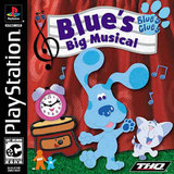 Blue's Clues: Blue's Big Musical (PlayStation)