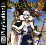 Brigandine: The Legend of Forsena (PlayStation)