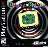 Bubble Bobble also featuring Rainbow Islands (PlayStation)