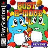 Bust-a-Move 4 (PlayStation)