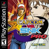 Capcom vs. SNK Pro (PlayStation)