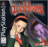 Clock Tower II: The Struggle Within (PlayStation)