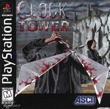 Clock Tower (PlayStation)