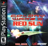 Colony Wars III: Red Sun (PlayStation)