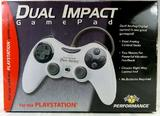Controller -- InterAct Dual Impact Gamepad (PlayStation)