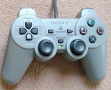 Controller -- Sony Dual Analog (PlayStation)