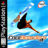 Cool Boarders 4 (PlayStation)