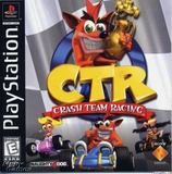 Crash Team Racing (PlayStation)