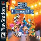 Dance Dance Revolution: Disney Mix (PlayStation)
