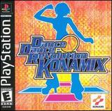Dance Dance Revolution: Konamix (PlayStation)