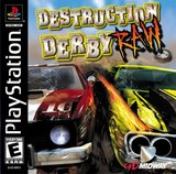 Destruction Derby Raw (PlayStation)